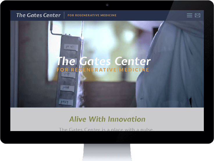 Gates Center for Regenerative Medicine